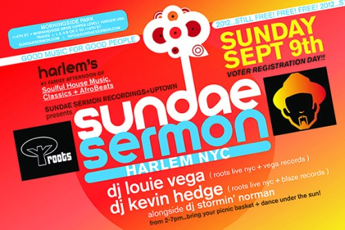 louieflyer2012 Last Summer Sundae Sermon Grooves Morningside Park