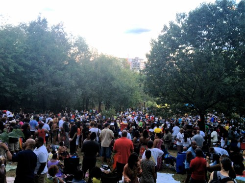 Last Summer Sundae Sermon Grooves Morningside Park