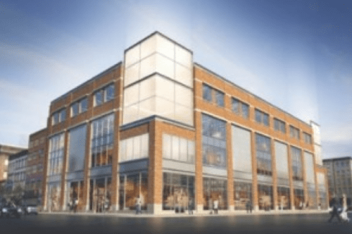 Coming to Harlem   100,000 Square Foot Development