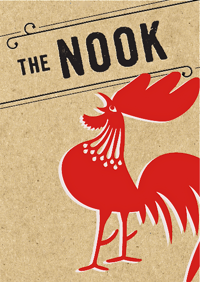 The Nook at Red Rooster in Harlem