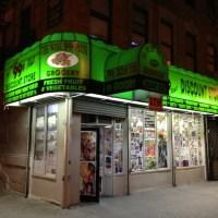 Word on the street: familiar Harlem bodega closing