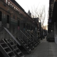 "CBS' hit show ""Elementary"" is filming on Harlem Restaurant Row this week"