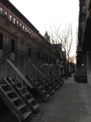 CBS hit show Elementary is filming on Harlem Restaurant Row this week