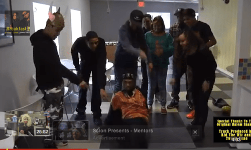 Harlem re claims the Harlem Shake   On February 25th 2013   New Video