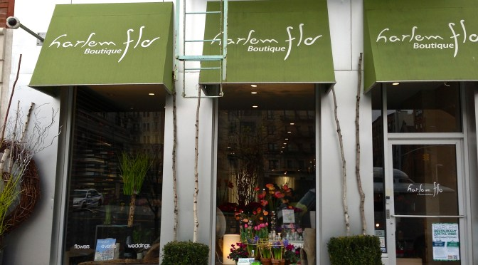 Harlem Flo – a flower boutique in Harlem