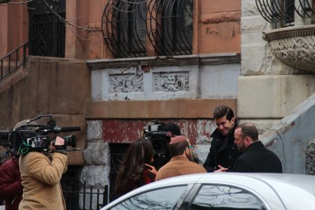 Million Dollar Listing Caught Filming in Harlem