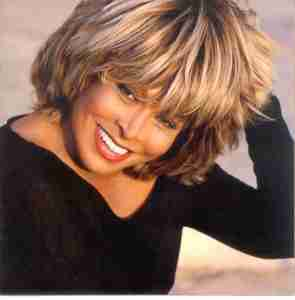 QUOTE:  Tina Turner when youre free