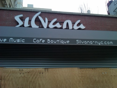 Silvanas sign is up!