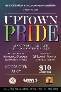 Harlem Pride 2013 in New York City this Weekend