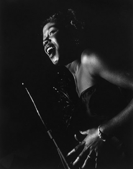 Sunday Jazz Corner With Sarah Vaughan