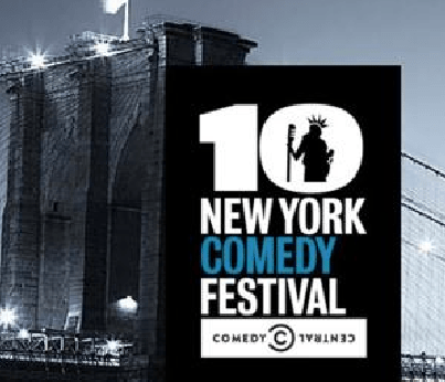 New York Comedy Festival starts November 6th