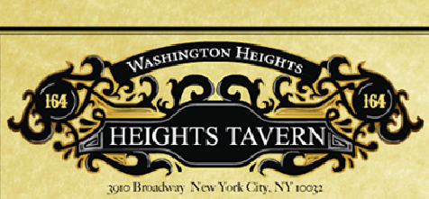 (NEW) Heights Tavern Just Opened this week in Washington Heights
