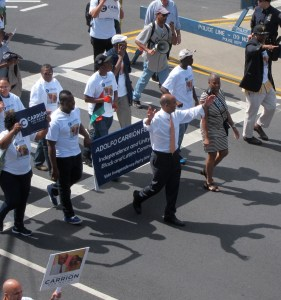 The 44th Annual African American Day Parade brings out Political Heavy Hitters