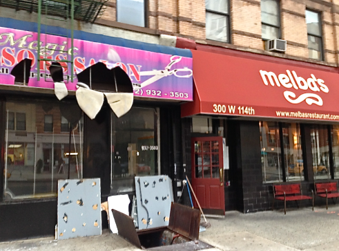 Melbas restaurant in Harlem is expanding!