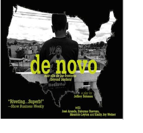 Screening of De Novo at El Museo del Barrio on November 13th and 14th