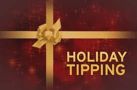How much should I tip the staff in my building for the holidays?