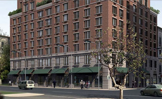 Harlem's Lenox Condominium developer is sued by owners
