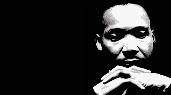 "QUOTE:  Martin Luther King, Jr. ""Love will have the final word"""