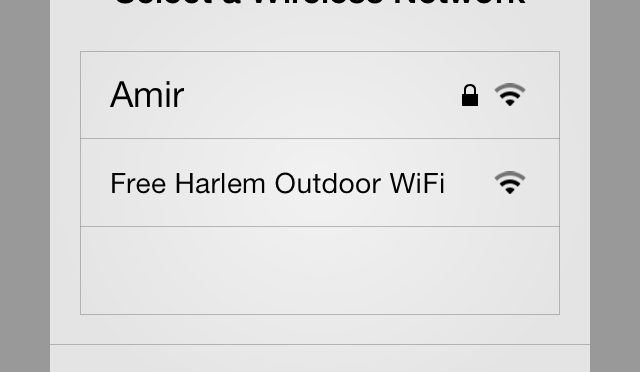 free wifi via harlemcondolife
