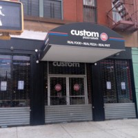 Custom Fuel Pizza is Finally Opening Now in Harlem - February 26th