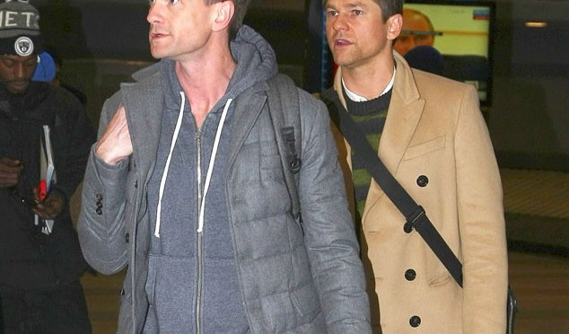 "Neil Patrick Harris and David Burtka ""Officially"" Move to New York: Welcome to Harlem!"