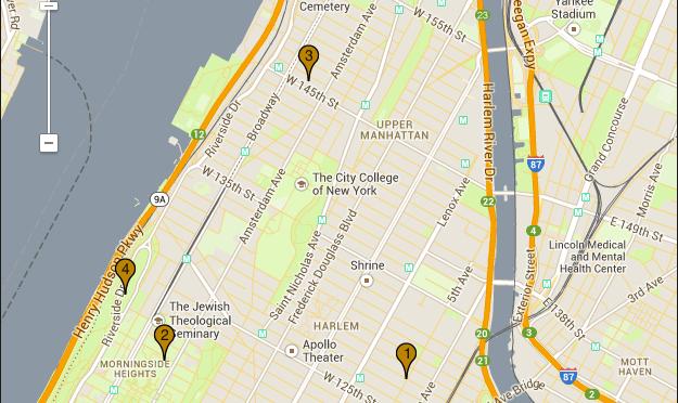Obscure Harlem Gems at AtlasObscura (#HarlemObscura)