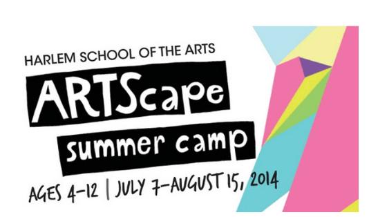 ARTScape Summer Camp