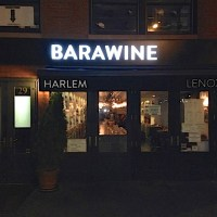 Review: Barawine Harlem - Great space and food
