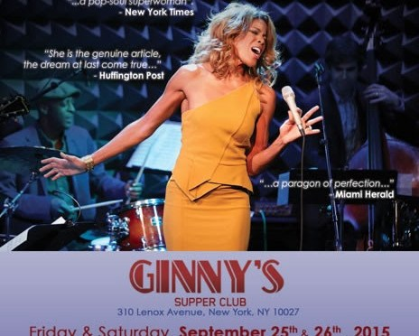 Nicole Henry Comes to Ginny's