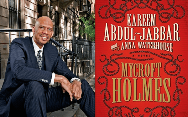 Abdul-Jabbar to Discuss Mycroft Holmes Backstory at MIST Harlem