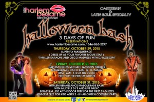 Halloween Bash Friday