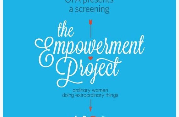OFA's The Empowerment Project Screens Tonight!