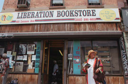 liberation books