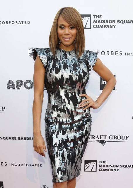 Deborah Cox attends the 10th Annual Apollo Theater Spring Gala at The Apollo Theater_Photo by Shahar Azran for WireImage