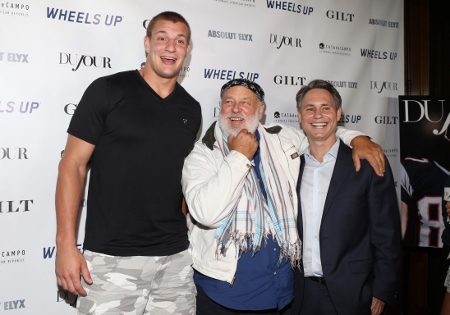 Rob Gronkowski-Bruce Webber-and-Jason Binn