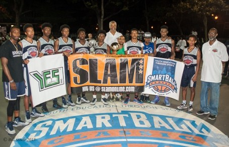 smart ball in harlem