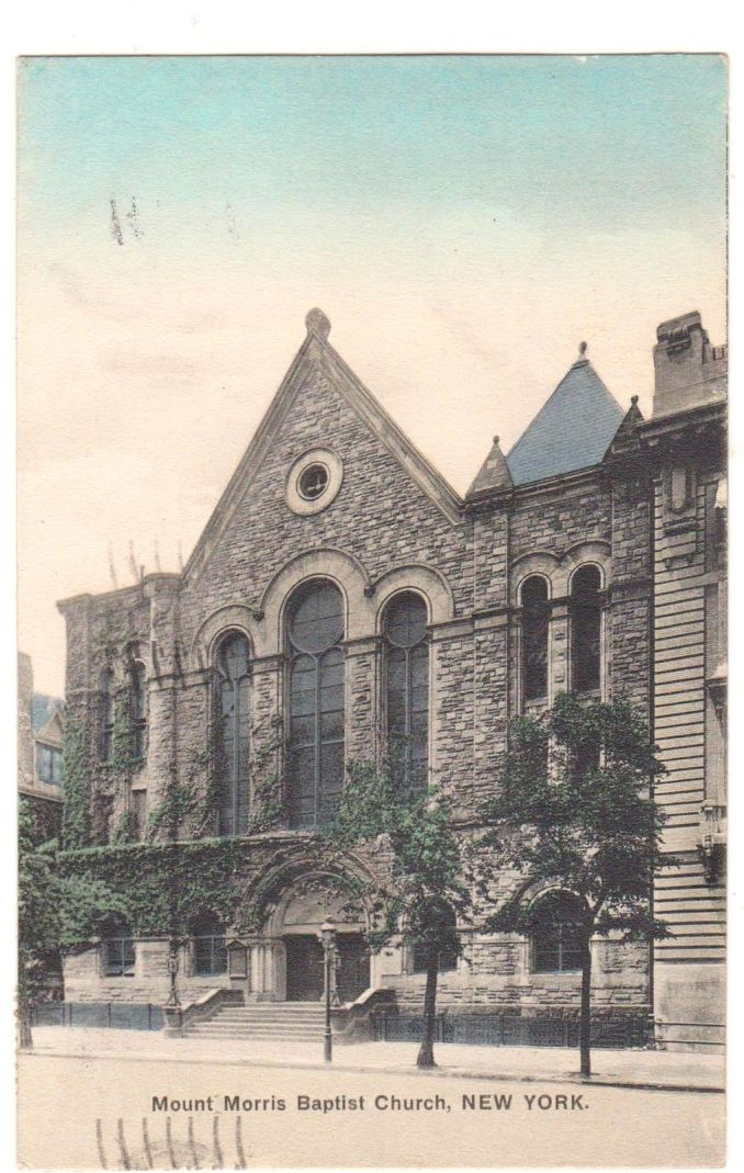 Mount Moriah Baptist Church1