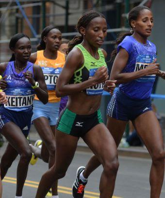 ethiopian marathon winners 2015