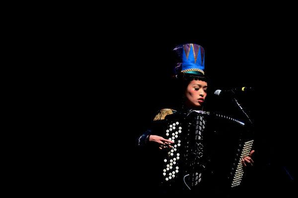 Charan-Po-Rantan Debut At NY's Japan Society