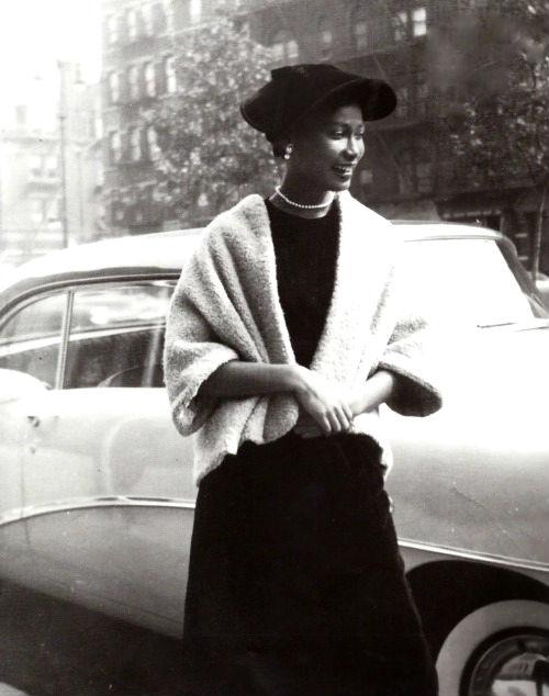 harlem beauty in 1950's