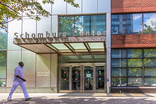 schomburg library in harlem