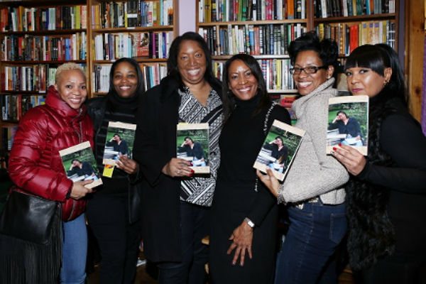 Salters Scene: Andrea Lynn Samuels Harlem Book Signing