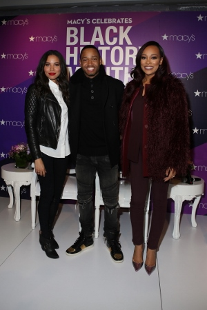 Jurnee Smollett-Bell, TERRENCE J AND MONICA
