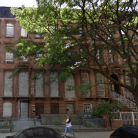 Supportive Housing Planned To Replace Abandoned Harlem Brownstone
