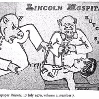 """Have You Ever Heard of This Thing Called the Lincoln [Hospital] Collective?"" Talk In Harlem"