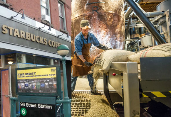 Starbucks_Reserve_Roastery and harlem spot