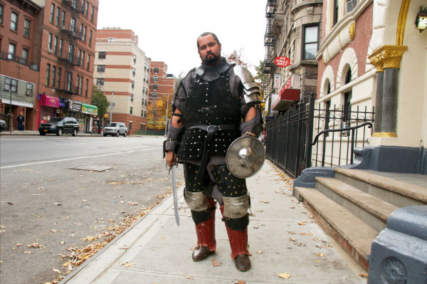 NYCs Armored Combat League