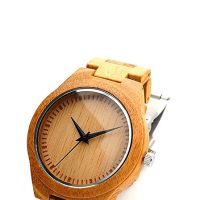 Bamboo Wood Eco-Wrist Watches For Men And Women