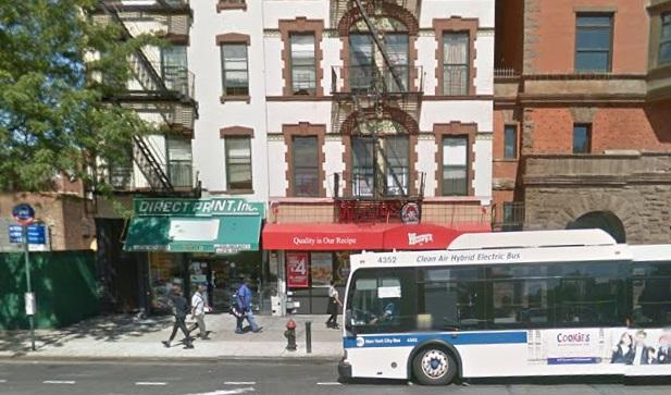 buses in harlem