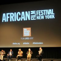 Rudy's World: A Red Carpet Night At The African Film Festival Opening